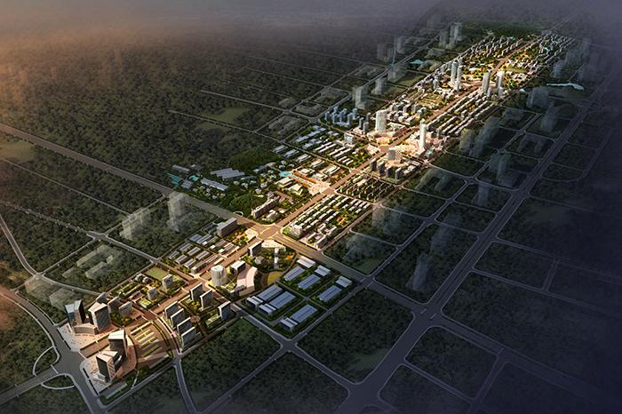 亚搏体育app网站邵阳西出入口(中山路)沿线用地城市设计